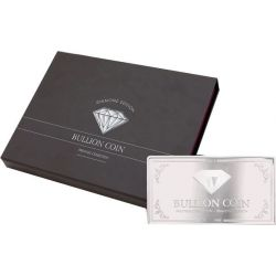 BULLION PRESTIGE SET Diamond Edition 8x1 Oz Moneta Argento 2016
