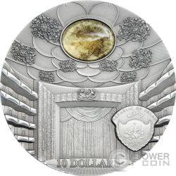 METROPOLITAN OPERA Famous Opera 2 Oz Silver Coin 10$ Palau 2015