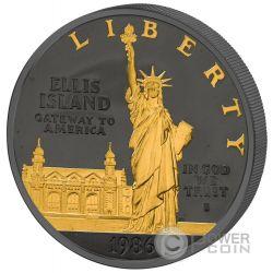 GOLDEN ENIGMA Commemorative USA Proof Set 4 Monedas Plata 1$ US Mint 2017
