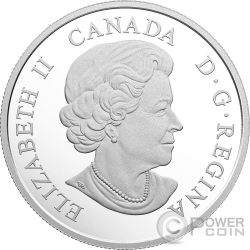 TRINITY DC Comics Originals 1 Oz Silver Coin 20$ Canada 2016
