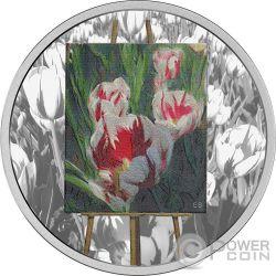 SPRINGTIME GIFTS En Plein Air 1 Oz Silver Coin 20$ Canada 2017