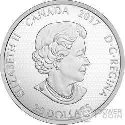 MARITIME MEMORIES Recuerdos Mar En Plein Air 1 Oz Moneda Plata 20$ Canada 2017