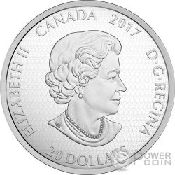 PADDLE AWAITS En Plein Air 1 Oz Silver Coin 20$ Canada 2017
