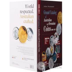 GRAND CATALOG Australian and Oceanian Монеты Rosanowski 2000-2017