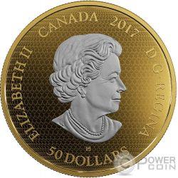 SUPERMAN BRAVE AND THE BOLD DC Comics Originals 3 Oz Silver Coin 50$ Canada 2017