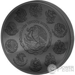 LIBERTAD Liberty Golden Enigma 1 Oz Серебро Монета Мексика 2017