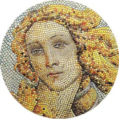 Birth of Venus coin