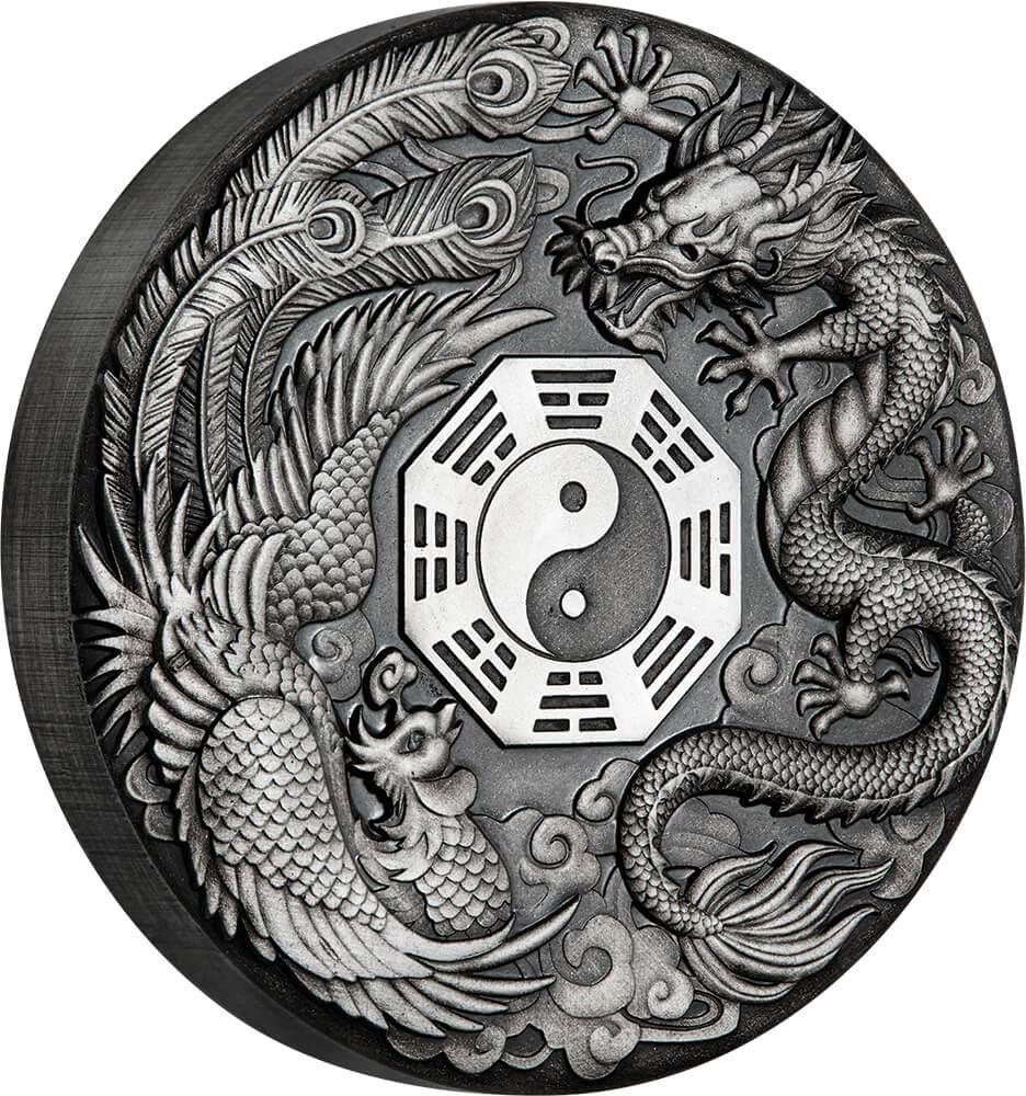 dragon and phoenix reverse