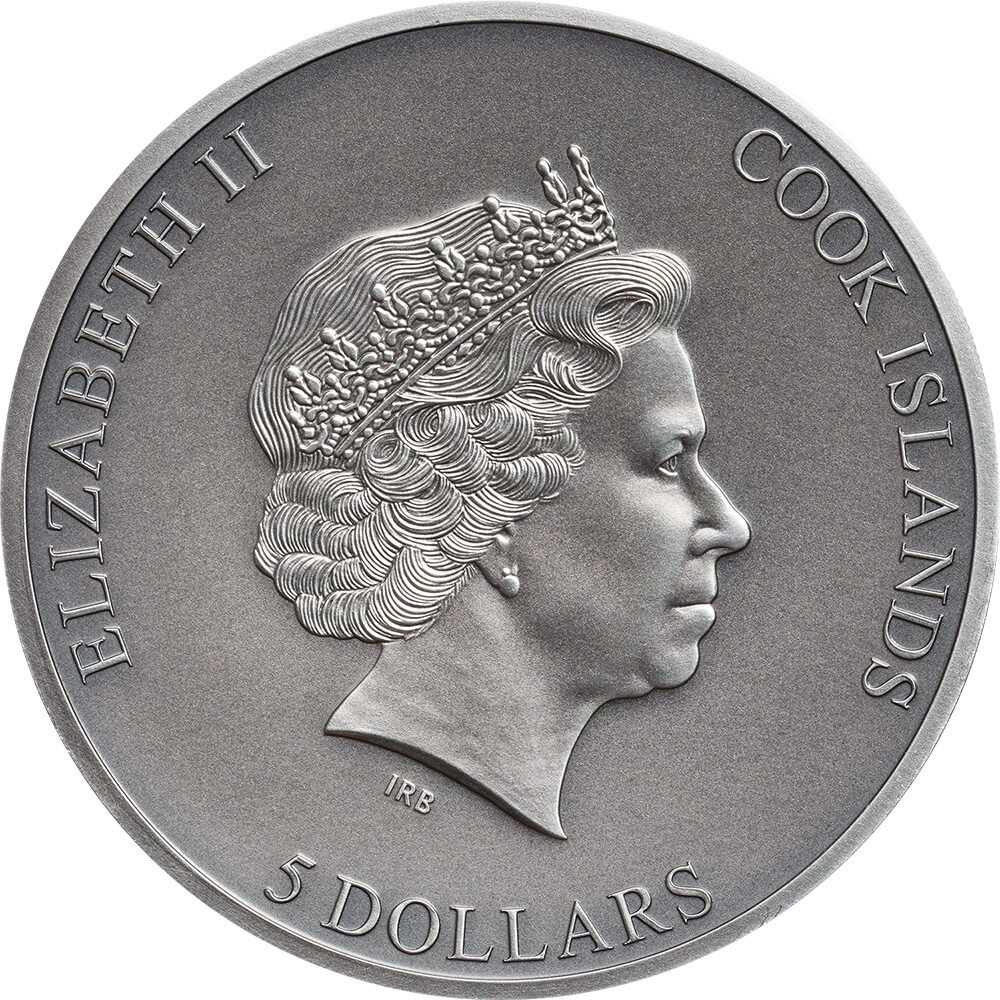 trapped obverse