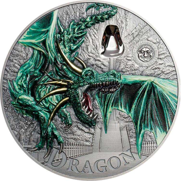 Green Dragon reverse