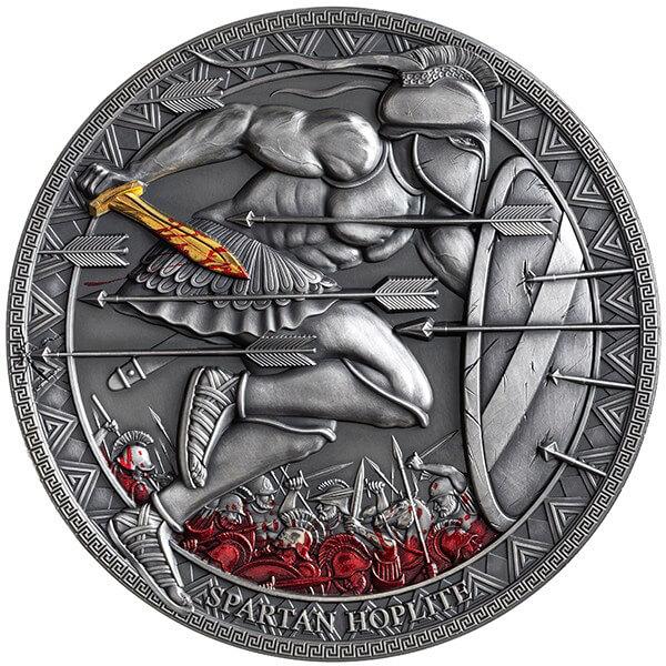 spartan reverse