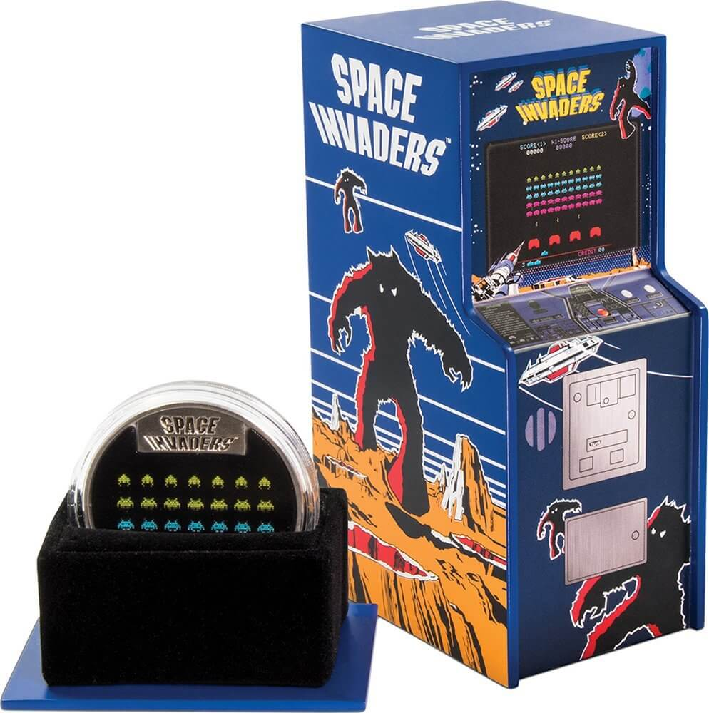 Space Invaders Case