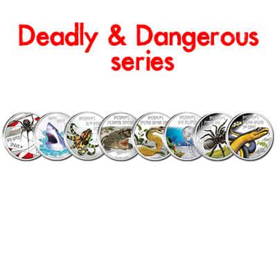 Deadly & Dangerous series