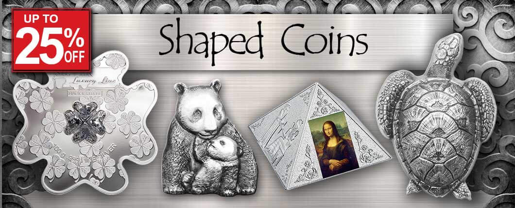 Shaped Coins