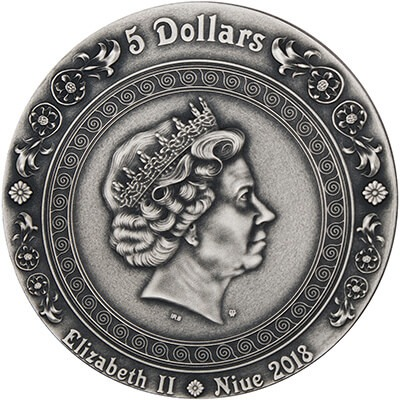 Victoria and Nike Obverse