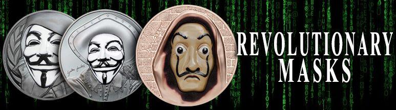 Revolutionary Masks Series