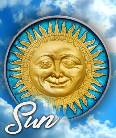 Sun Celestial Bodies