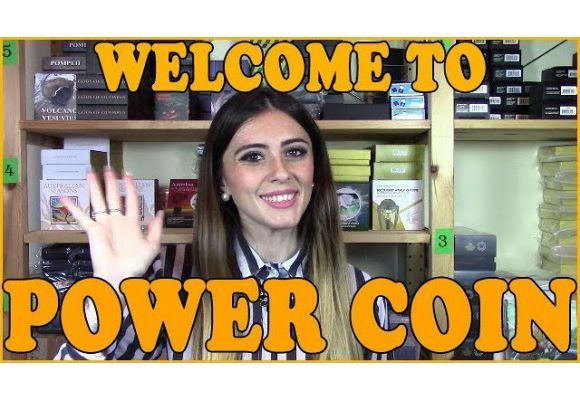 Welcome to Power Coin's Blog