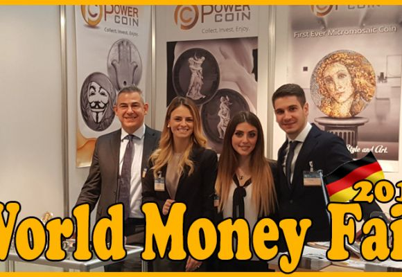 WORLD MONEY FAIR 2018 IN BERLIN: OUR TRAVEL DIARY