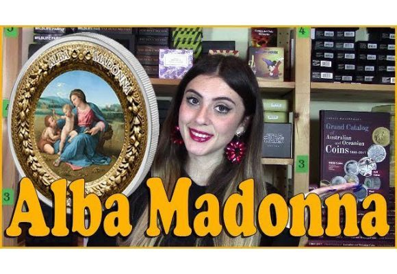 ALBA MADONNA REVIEW - Perfection in Art - 2 Oz Silver Coin - Niue 2017
