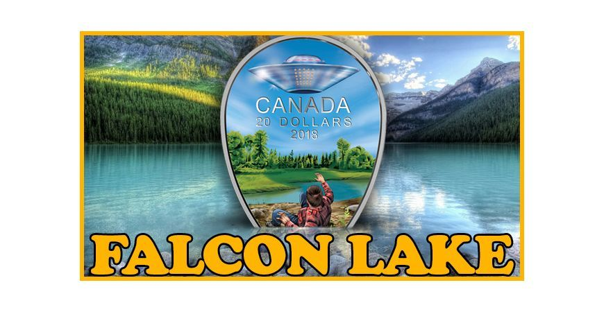 WHY IS THE FALCON LAKE INCIDENT SILVER COIN SO POPULAR?