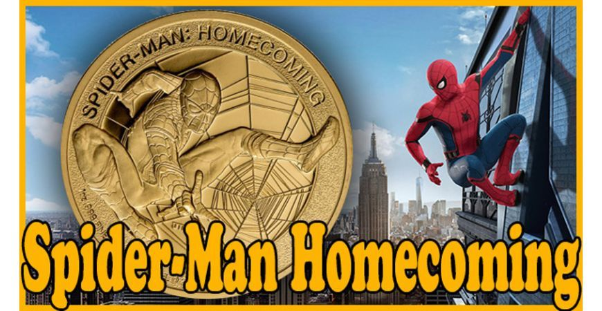 DEATH OF STAN LEE: A GOLD COIN TO REMEMBER HIM