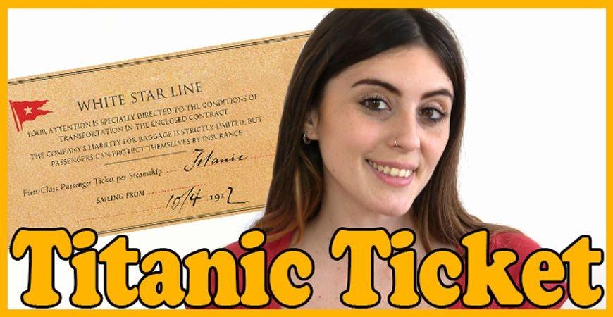 TITANIC FOIL REVIEW: Rose Ticket Foil - Серебряная Банкнота- Острова Кука - 2019
